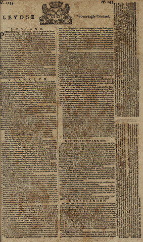 Leydse Courant 1753-11-28