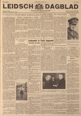 Leidsch Dagblad 1947-06-28