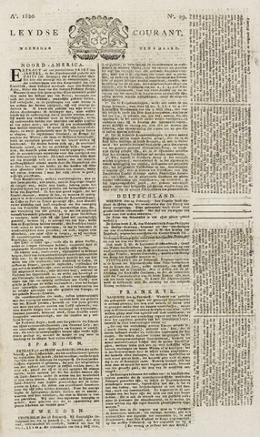 Leydse Courant 1820-03-08