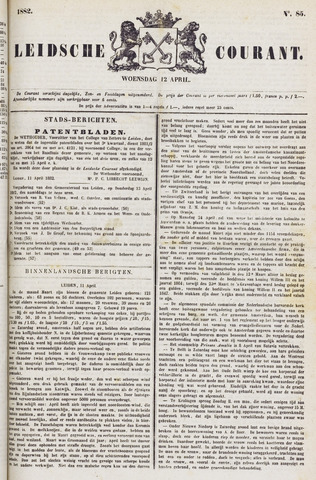 Leydse Courant 1882-04-12