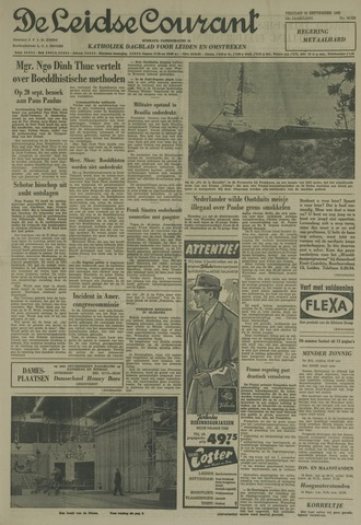 Leidse Courant 1963-09-13