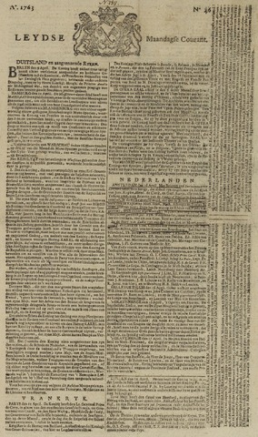 Leydse Courant 1763-04-18