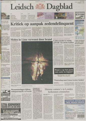 Leidsch Dagblad 1999-11-04