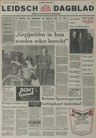 Leidsch Dagblad 1979-12-05