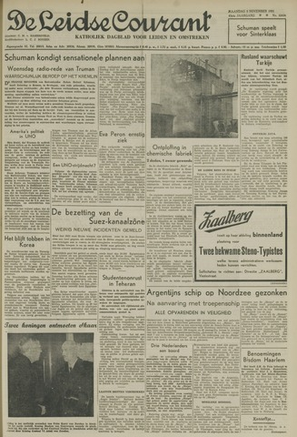 Leidse Courant 1951-11-05