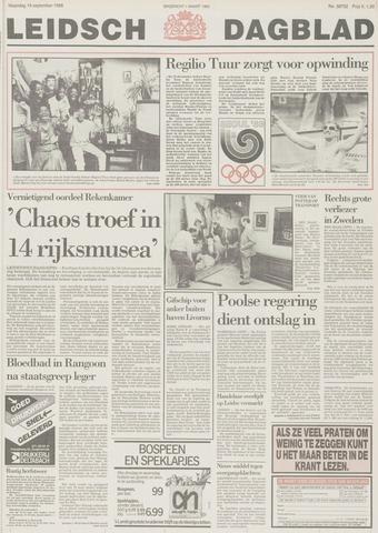 Leidsch Dagblad 1988-09-19