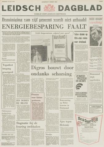 Leidsch Dagblad 1979-07-10