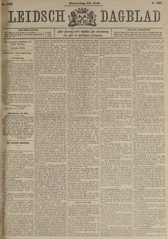 Leidsch Dagblad 1907-07-13