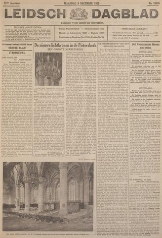 Leidsch Dagblad 1930-12-08