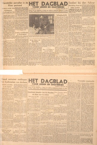 Dagblad voor Leiden en Omstreken 1944-12-08