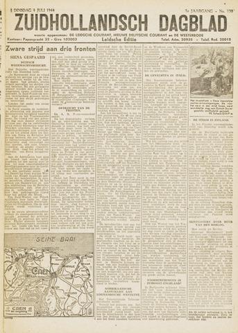 Zuidhollandsch Dagblad 1944-07-04