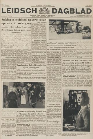Leidsch Dagblad 1955-04-02