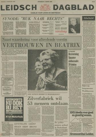 Leidsch Dagblad 1980-02-01
