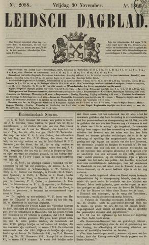 Leidsch Dagblad 1866-11-30