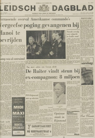 Leidsch Dagblad 1970-11-24