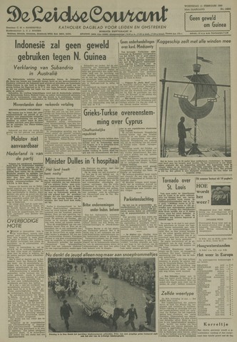 Leidse Courant 1959-02-11