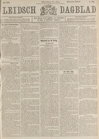 Leidsch Dagblad 1916-07-25