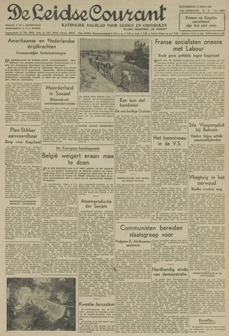 Leidse Courant 1950-06-15