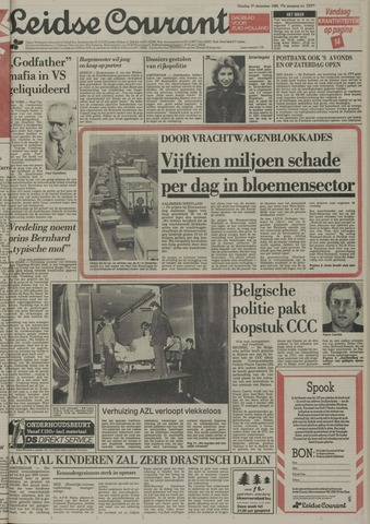 Leidse Courant 1985-12-17