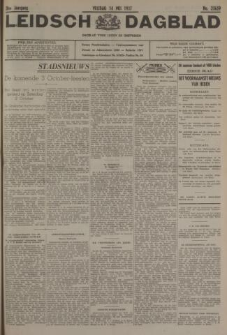 Leidsch Dagblad 1937-05-14