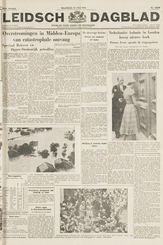 Leidsch Dagblad 1954-07-12