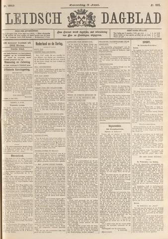 Leidsch Dagblad 1915-06-05