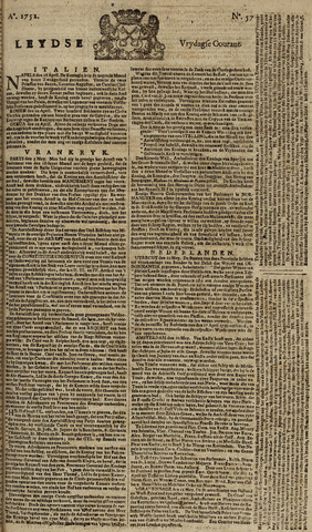 Leydse Courant 1752-05-12