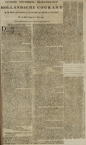 Leydse Courant 1795-05-08