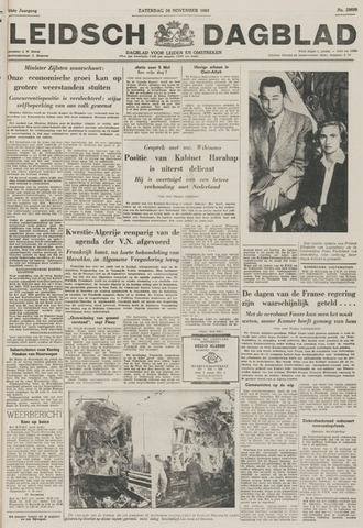 Leidsch Dagblad 1955-11-26