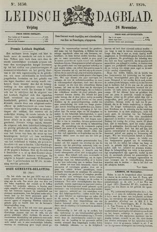 Leidsch Dagblad 1876-11-24