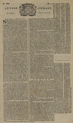 Leydse Courant 1807-03-09