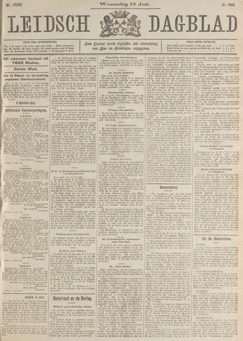 Leidsch Dagblad 1916-07-12