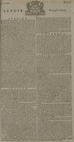 Leydse Courant 1740-09-02