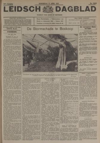 Leidsch Dagblad 1935-04-11