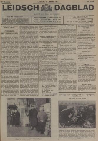 Leidsch Dagblad 1935-01-26