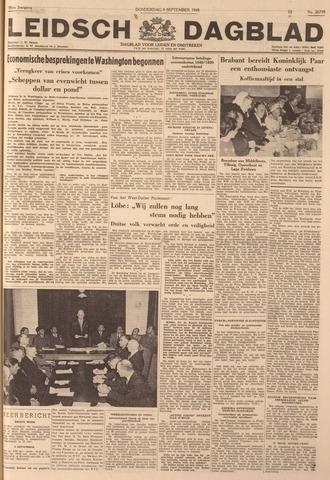 Leidsch Dagblad 1949-09-08