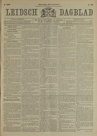 Leidsch Dagblad 1911-10-17