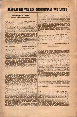 Handelingen van de Raad 1873-01-23
