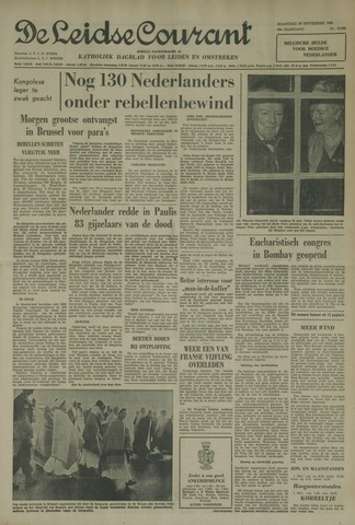 Leidse Courant 1964-11-30