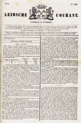 Leydse Courant 1873-11-12