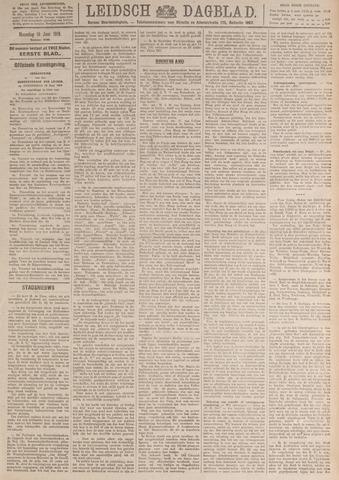Leidsch Dagblad 1919-06-16