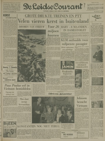 Leidse Courant 1967-12-23