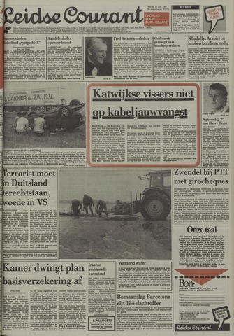 Leidse Courant 1987-06-23