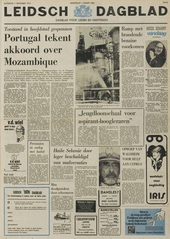Leidsch Dagblad 1974-09-07