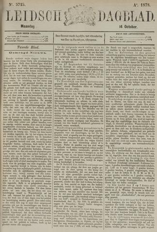 Leidsch Dagblad 1878-10-14