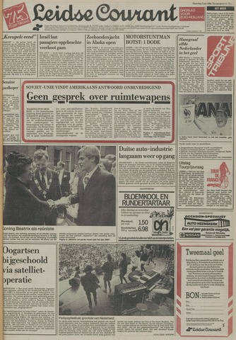 Leidse Courant 1984-07-02