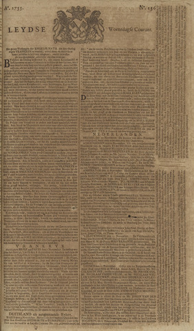 Leydse Courant 1755-11-12