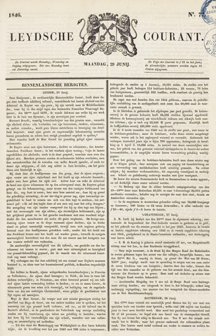 Leydse Courant 1846-06-29