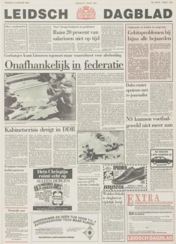 Leidsch Dagblad 1990-01-12