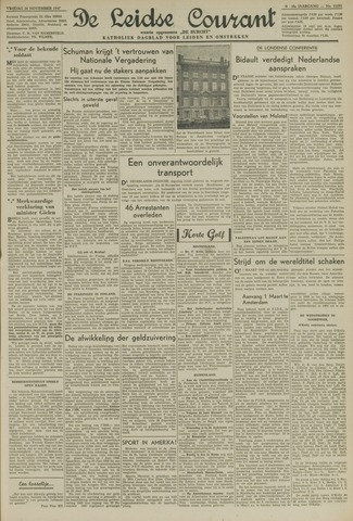 Leidse Courant 1947-11-28